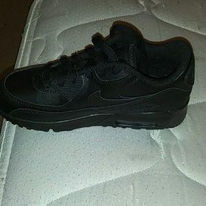 Shoes - Air Max Nike All Black